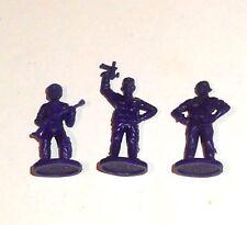 1980's Bluebird Toys - Zero Hour ~ SET B.A.D BRIGADE OFFICERS - ????