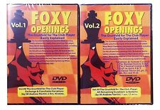 Foxy Openings Chess DVD 98 & 99 - Grunfeld for the club player Part 1 & Part 2