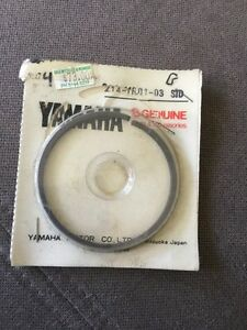 Yamaha Piston Ring Nos Std DT1 DT1mx 214-11601-03