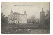 83  CALLIAN  LE PRADON  CHATEAU DE M. LABADILLE