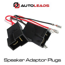 FORD Fiesta Ka Puma Mondeo Escort Speaker Adaptor Lead Plugs PC2-802