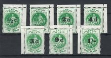 GB Local Issues Fantasy Island Of Muk Set To 1/- MNH JK37