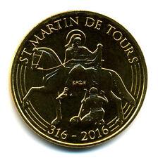 37 TOURS Saint-Martin de Tours, 2016, Monnaie de Paris