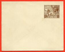George V 1924 Wembley 1½d Prepaid Envelope. Mint.