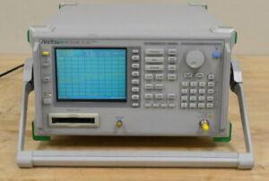 Anritsu MS2668C Microwave Spectrum Analyzer 9khz-40GHz w/Options READ, OVERHEATS