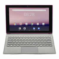 """EVOO EV-A-101-3-PKKB 10.1"""" Quad Core 16GB Storage Android Tablet with Docking"""