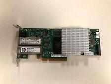 HP NC523SFP DUAL PORT 10Gb SERVER ADAPTER 593715-001 QLE3242