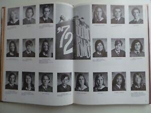1972 La Serna High School Whittier California Original YEARBOOK Annual Pennon