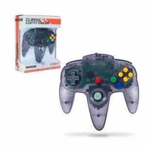Brand New Controller for Nintendo 64 - ATOMIC PURPLE Funtastic N64 JoyPad