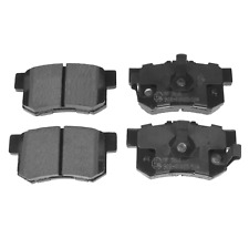 Rear Brake Pad Set Fits Honda Accord CR-V Acura Blue Print ADH24280