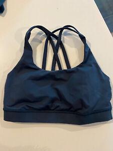 Lululemon Sports Bra - Size 4 - As New