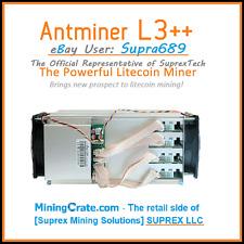 Bitmain Antminer L3+++ & APW3 PSU • Tuned L3+ 🔥Stable 700Mh/s🔥 DOGE LTC Miner
