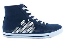 Emporio Armani sneaker Scarpe uomo mod.278076 col.blu  EA7