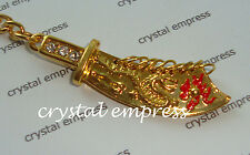 Feng Shui - 9 Rings Dragon Sword Keychain