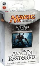 Avacyn Restored Intro Pack Slaughterhouse (ENGLISH) SEALED NEW MAGIC ABUGames