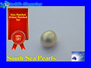 South Sea Pearl - Creamy Silver - 6+ Carats - Loose - Not Drilled #3
