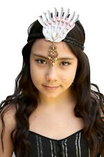 Mystical Pastel Mermaid Starfish Crown Ariel Seashell Prom Bridal HeadBand