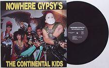 Continental Kids - Nowhere Gypsy's LP Sperma City Indian Mobs Bones Japan Punk