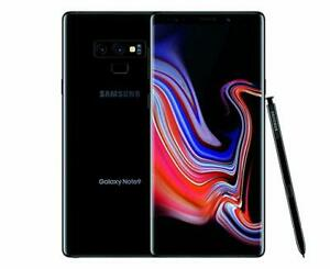 Samsung Galaxy Note9 SM-N960U -128GB - GSM/CDMA UNLOCKED Smartphone