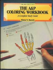 The Anatomy and Physiology Coloring Workbook
