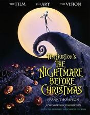 Tim Burton's The Nightmare Before Christmas: The Film - The Art - The Vision, Fr