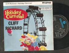 CLIFF RICHARD (Shadows),Holiday Carnival,.Elusive UK EP Columbia.Great condition