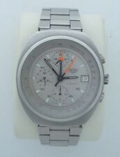 "Cronografo Heuer ref.510.503 ""albino""- Pewter Lemania 5100 automatic chronograph"