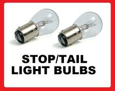 Toyota Yaris Verso Stop/Tail Light Bulbs 2000 onwards P21/5W 12V 21/5W 380 CAR