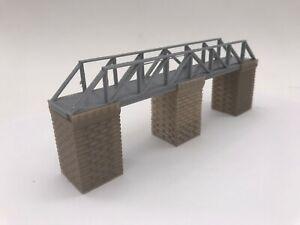 3D printer N scale Railway Layout miniatures Building Bridges