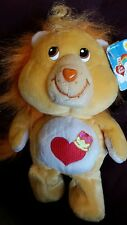 2002 Brave Heart Lion Care Bear Cousin