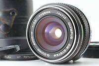 【MINT w/ Hood】 OLYMPUS OM-SYSTEM G.ZUIKO 28mm F/3.5 MF Camera Lens From JAPAN