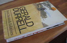 Birds Beasts & Relatives ~ Gerald DURRELL. 1st Edn 1969 SO funny  CORFU  in MELB