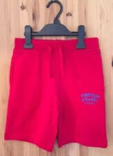 Patternless Cotton Blend Shorts (2-16 Years) for Boys