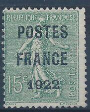 S2610 - TIMBRE DE FRANCE - Préoblitéré N° 37 Sans gomme