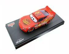 Disney Pixar Cars - Lightning McQueen Collectible - 1:24 Die-Cast - New
