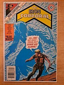 Iron Corporal #24 Charlton Comics 1985