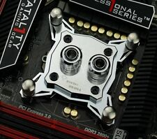 Iron Intel Water Cooling CPU Block LGA775 LGA771 LGA2011 LGA1150 LGA1155 LGA1366