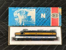 Concor 2109-C&O N Scale Chesapeake And Ohio 1405 Dummy PA1 Diesel Locomotive