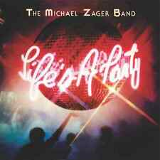 Michael Zager Band • Life's A Party  Import CD 24Bit Remastered