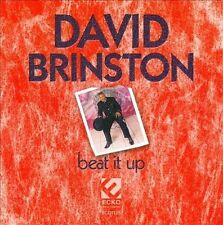 David Brinston - Beat It Up - New factory Sealed Cd