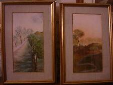 Quadri di E. ALFANI - olio su tela 3 pezzi degli anni 50-60 * solo ritiro