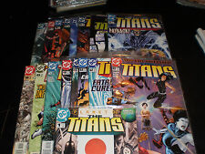 The Titans 17 Issues DC Comics 2001-03 Nightwing Troi Flash Cyborg