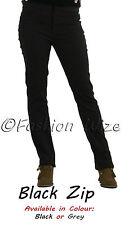 Mujer Trabajo Pantalones Niña Para Colegio talla 4 6 8 1012 14 16 Pitillo