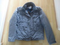 Womens Size 12 Blue Jacket from Fat Face