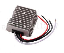 Waterproof DC/DC Car Voltage Converter 12V/24V Step Up to 48V 3A power supply