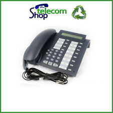 Teléfono Siemens Optipoint 500 Economy en Azul Marino S30817-S7108-A107