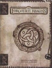 Dungeons and Dragons Accessory: Forgotten Realms : Campaign Setting by Sean...