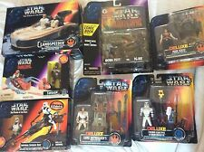 Lot of 7 Star Wars figures