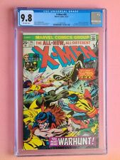 x-men #95 cgc 9.8 ow pages key issue death of Thunderbird