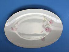 Royal Court Fine China Carnation Oval Serving Platter Japan